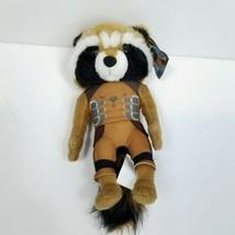 "Marvel Guardians of the Galaxy Rocket the Raccoon Plush Stuffed Animal 9""  - $17.81"