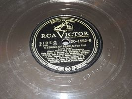 1949 RCA Victor Glenn Miller Masterpieces Records Vol II P 189 AA19-1603 Vintage image 5