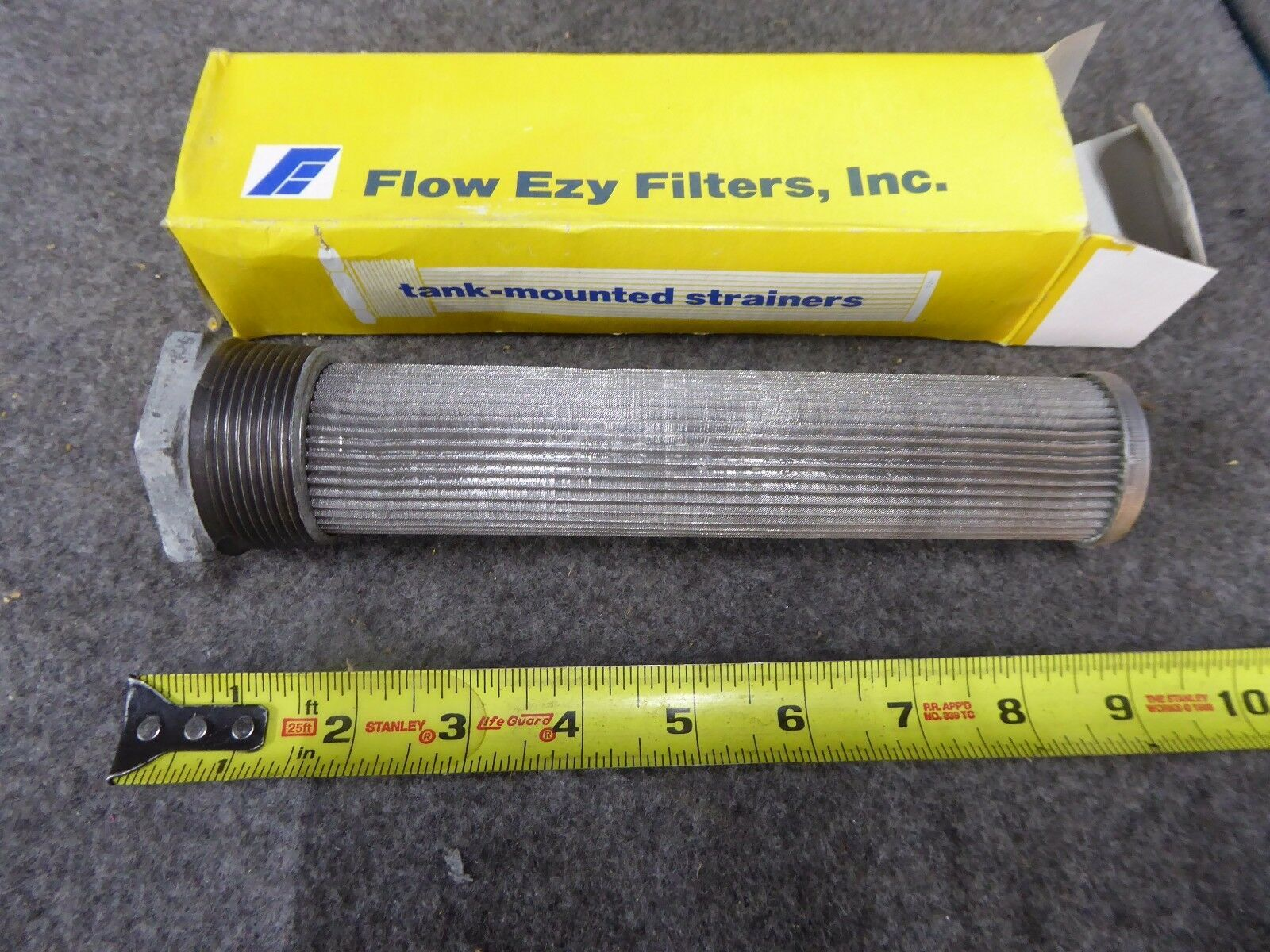 2 Flow Ezy 7199-06 Filters Tank Mounted Strainers