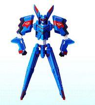 Tobot V Sonic Stealth Action Figure Fighter Plane Transforming Robot Toy image 3