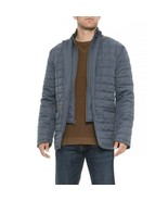 TailorByrd Quilted Jacket with Elbow Patches - Insulated (For Men) - $149.00