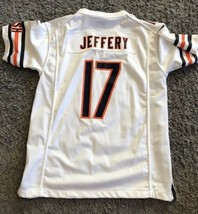 NFL Nike Eagles Youth Football Jersey Philadelphia Alshon Jeffery 17 Large - $25.74