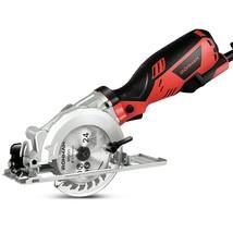 "Ironman Electric 4-1/2"" Circular Cutting Saw with Accessory Kit - $69.99"
