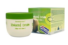 beauteous KiwiSeed Cream with Collagen and Vitamin E, 100g - $24.95