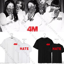 KPOP 4 Minute Tshirt Tee Hyun A 4minute  Album ACT.7  T-shirt Short Slee... - $12.07