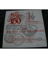 1987 New York All-State Concerts - Double LP - $9.50