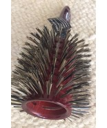 "5"""" boar Bristle Round Hair Brush new also know as Phillips #1 monster vent - $16.70"