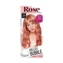 Easy Hair Coloring, mise en scene Hello Bubble Foam Color Light Pink [11RG Rose