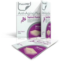 PatchMD Anti-Aging Plus - Topical Patch (30 Day Supply) - EXP 2022 - $14.45