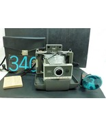 Vintage Polaroid 340 Automatic Land Camera with Accessories   - $36.95