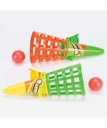 Pop N' Catch Cick N' Catch Game 2 Pc Set Toy Shooters Action Loadable To... - $7.99