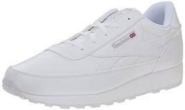 Reebok Men's Classic Renaissance Sneaker, White/Steel, 6.5 M US - $76.75