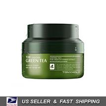 [ TONY MOLY ] The Chok Chok Green Tea Watery Cream 60ml - $15.74