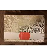 Lined Velvet Hot Stamped Casebound Journal Rose - Opalhouse - $9.50