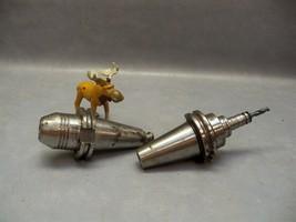 Tool holder Schunk 0203931 0.500 Rego-Fix Cat 40 Swiss Design Lot of 2 - $175.18