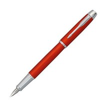 *PARKER Parker IM premium fountain pen F fine print Big Red CT 1892643 - $64.01