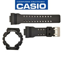 Genuine Casio G-Shock Original GA-100-1A2 Watch Band & Bezel Rubber Set - $35.95