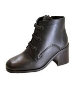 PEERAGE Selma Women's Wide Width Leather Dress Ankle Boots - $39.95