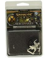 Privateer Press - Warmachine - Mercenary: Master Gunner Dougal Model Kit - $8.99