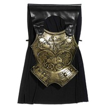 Fancy Dress Roman Chest Plate With Cape #dcb - $28.49