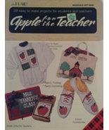 """Apple for the Teacher"" Wearable Art #8960 by Plid - $5.00"
