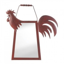 Rooster Mirror - $53.99