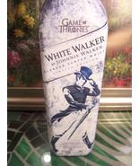 "Limited Edition Game of Thrones Johnnie ""White Walker"" Empty Scotch Bottle - $3.79"