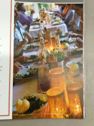 Where Women Cook Vintage Magazine Fall 2014 Cooking Nutrition Homemade Family image 6
