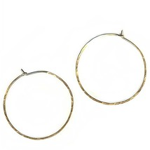 Hoops - S - Silver image 1