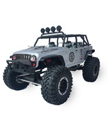 Remo Hobby 1073-SJ 1/10 2.4G 4WD Brushed Rc Car Off-road Rock Crawler Tr... - $269.62