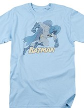 Batman DC Comics Retro Superhero Vintage Superhero Graphic T-shirt BM1320 image 2