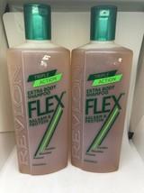(2) Revlon Flex Balsam & Protein Extra Body Nourishing Shampoo (15 fl oz) - $89.99
