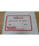 SCHRADER BELLOWS F0622-013 END CAP ASSY. - $89.95