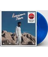 Khalid American Teen Limited Edition Blue Colored Vinyl LP - $38.55