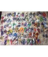 Rare 76 Action Figures HUGE Lot Accessories Finds ToyBiz Kenner Marvel U... - $581.71