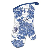 Michel Design Works Indigo Cotton Oven Mitt - $18.00