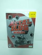 Metal Slug Anthology (Nintendo Wii, 2006) Complete In Box - $19.34