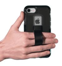 Bodyguardz Apple iPhone 6 6S 7 8 iPhone SlideVue Protective Case Smoke Black NEW image 5