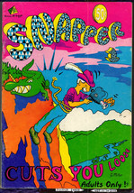 Snapper #1, Artists At Large 1973, vintage underground comix - obo - $7.98