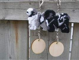 Tibetan Terrier dog crate tag or hang it anywhe... - $15.00