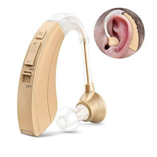 Digital Hearing Amplifier Personal Sound Device for Adults & Seniors, Ear Sound