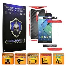 Motorola Moto X Style - TwoTone Carbon Skin,Full Body Case Cover Protect... - $7.99
