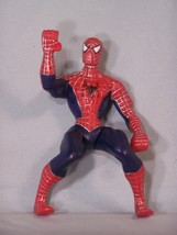 """Open Hands SPIDER-MAN grabs on to wires & sticks, approx. 5"""" tall - $5.96"""