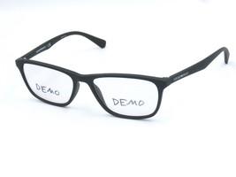 95963dbca Emporio Armani EA 3086 Men's Eyeglasses Frame, 5042 Matte Black Plastic