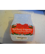 Scentsy Wax Bar (new) RED BERRY & SPRUCE - $8.68