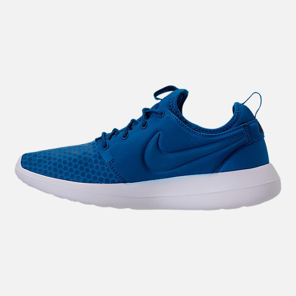 purchase cheap d68d9 cf8ef MEN S NIKE ROSHE TWO SE CASUAL SHOES, 918245 400 Multi Sizes Blue Jay Light