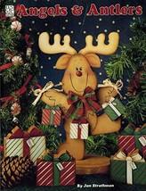 Angels & Antlers (Decorative Painting) (03199) [Paperback] [Jan 01, 1995] Jan St