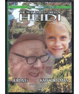 THE NEW ADVENTURES OF HEIDI with Burl Ives  new never opened - $0.75
