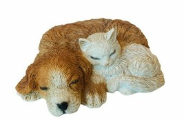 Cat Kitten Figurine vtg sculpture gift decor anthropomorphic Castagna It... - $28.98