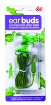 DCI 30284 Alligator Green Earbuds - Retail Packaging - $21.28